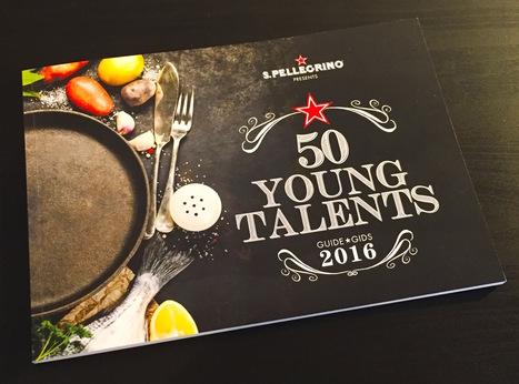 San Pellegrino rassemble 50 jeunes chefs belges prometteurs dans un guide | Food & chefs | Scoop.it
