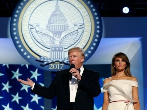 Trump at Inaugural Balls: 'Now the Work Begins ... We Are Not Playing Games' - Breitbart | THE MEGAPHONE | Scoop.it