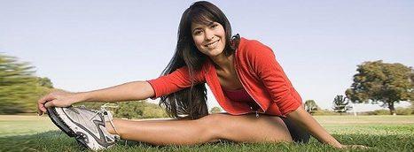 5 Stretches Before Running | Marathon Running Tips | Scoop.it
