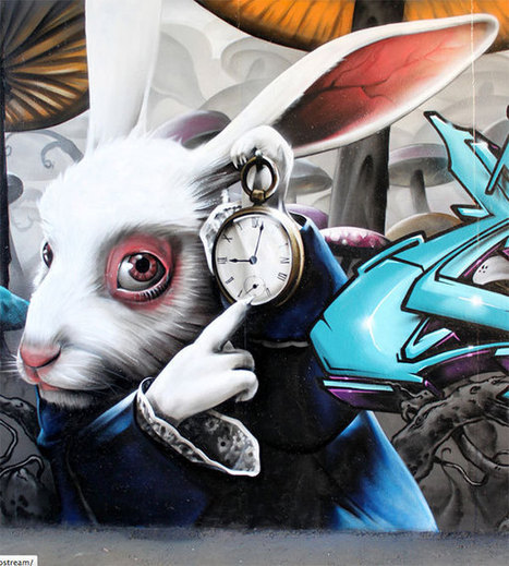 The wonderful hyper-realistic street art by Smug One - Blog of ... | Street art news | Scoop.it