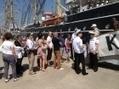 France Bleu | Le Kruzenshtern est la vedette de l'Armada de Rouen | Armada de Rouen 2013 | Scoop.it