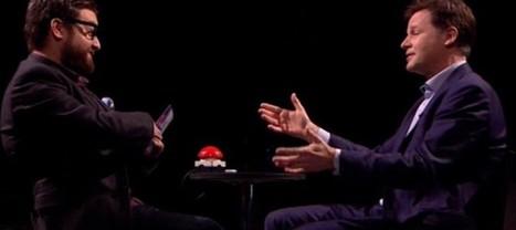 Nick Clegg … What a Prat - Share on Meebal.com | Worldwide News | Scoop.it