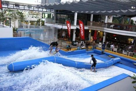 Riding Bangkok's waves - The Nation | surf | Scoop.it