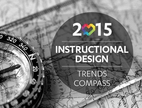 2015 Instructional Design Trends Compass: Calling IDs to Action - eLearning Industry | eLearning News Update | Scoop.it