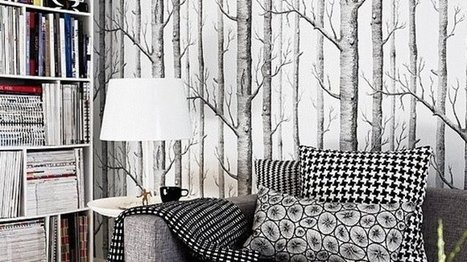 39 tapisserie murale 39 in tissu d 39 ameublement art textile et. Black Bedroom Furniture Sets. Home Design Ideas