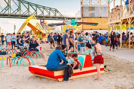 Réaménager les espaces publics délaissés | Innovation sociale | Scoop.it