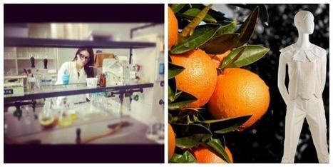 Moda sostenibile: dagli scarti delle arance agli abiti da passerella - Non Sprecare   Handmade in Italy   Scoop.it