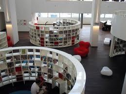 La bibliothèque publiqued'Amsterdan -vidéo | Aménagement des espaces et nouveaux services en bibliothèque | Scoop.it