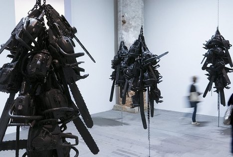Monica Bonvicini: Latent Combustion | Art Installations, Sculpture, Contemporary Art | Scoop.it