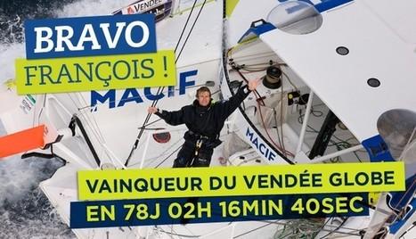 Classement Arrivées   Vendée Globe   Scoop.it