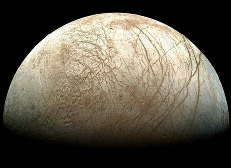 NASA looks to send landers to moon Europa in 2020 and wants to break the ice | Amazing Science | Scoop.it