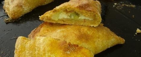 Mediterran - Rezept für gefüllte Teigtaschen. Böreks, Bureks oder Beureks.   Web-Ernaehrung   Scoop.it