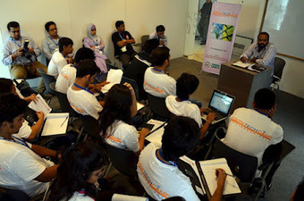#KLYES #Youth #TechCamp #Bangladesh (Day-1) | iEARN in Action | Scoop.it