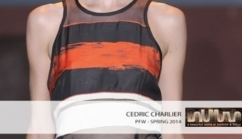 Cedric Charlier spring 2014 RTW | Why fashion is necessary | Scoop.it