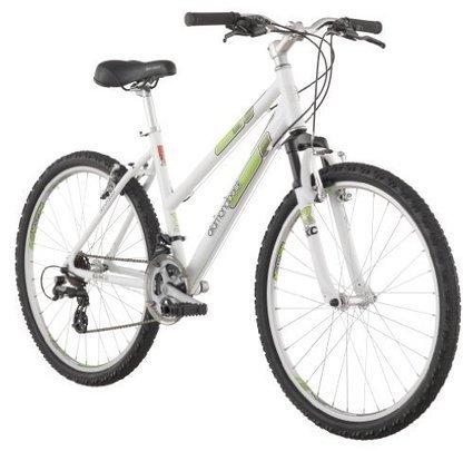 6b974091d8 Diamondback 2013 Women s Lustre Two Mountain Bike with 26-Inch Wheels  (White