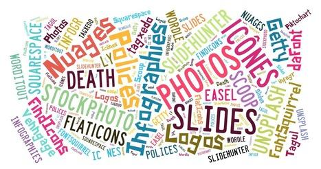 Trouver des ressources graphiques pour présentations, articles et mindmaps - Les Outils Numériques | Des cliparts pour mes maps | Scoop.it
