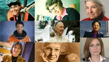 9 female trailblazers in science   Sustainable Futures   Scoop.it