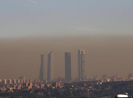 Killing me softly. Madrid y la calidad del aire - Guillermo Mas | Smart Cities in Spain | Scoop.it