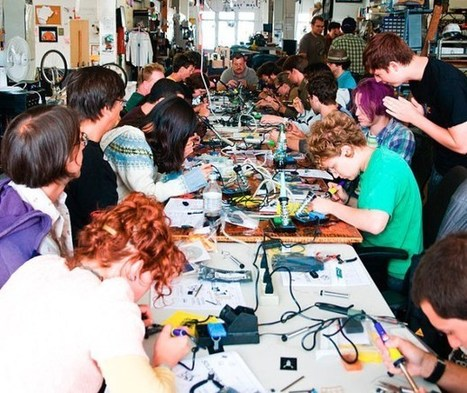 Hack the world: How the Maker Movement is impacting innovation | Makers | Scoop.it
