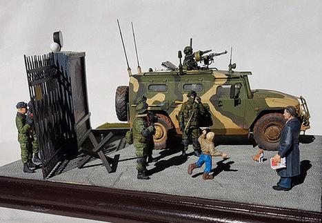 Perevalne, 2014 | Military Miniatures H.Q. | Scoop.it