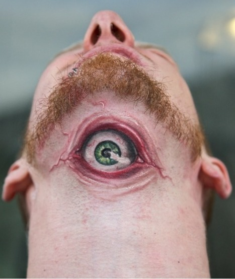 Eye See You - Hyper-Realistic Tattoos You Won't Believe | Sizzlin' News | Scoop.it