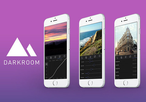 Darkroom: A New iOS Photo Editor with DIY Filters, Curves, and Infinite History | PHOTOS ON THE GO | Scoop.it