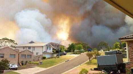 Estado de emergencia en el este de Australia por la peor oleada de incendios en una década - RTVE.es   Agua   Scoop.it