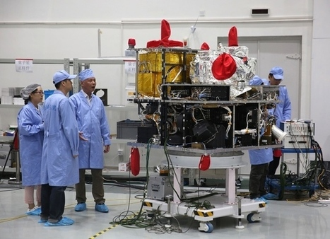 Chinese satellite is one giant step for the quantum internet | Global politics | Scoop.it