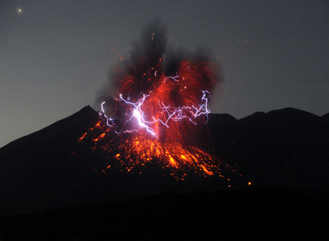 "Le volcan Sakurajima au sud du Japon est entré en ""grande"" éruption 