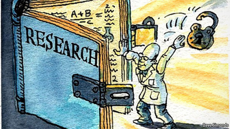 Time for change in academic publishing | Publishing | Scoop.it