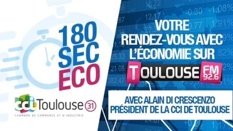 180 Sec Eco de Toulouse FM : Ubleam prévoit de recruter cette année | Ubleam | Scoop.it