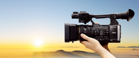 Working in 4K UltraHD with the Sony FDR-AX1 | Travel With Your Camera | Scoop.it