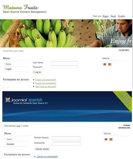 Sitios web multilenguaje en Joomla 2.5   cms_joomla   Scoop.it
