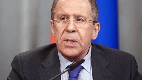 'There are no madmen in EU' to send peacekeepers to Ukraine – Lavrov | Global politics | Scoop.it