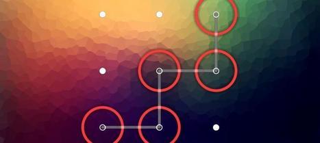 Tres claves para crear un patrón de desbloqueo seguro en el móvil - Noticias de Tecnología   Sitios y herramientas de interés general   Scoop.it