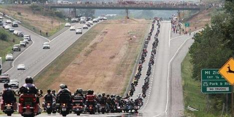 D.C. Police estimate over 1 million bikers roar into Washington D.C., hardly a Muslim in sight | Restore America | Scoop.it
