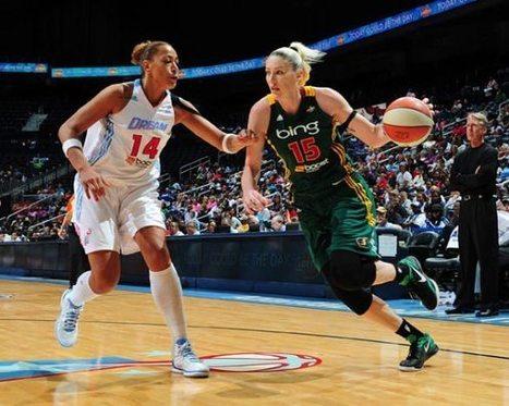 Lauren Jackson no disputará la WNBA en 2015   Basket-2   Scoop.it