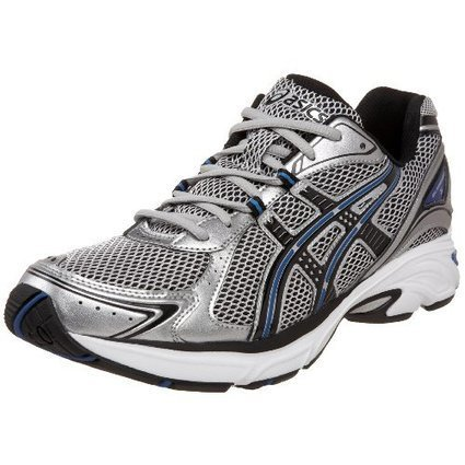 ASICS Men's GEL Kanbarra 5 Running Shoe,Silver