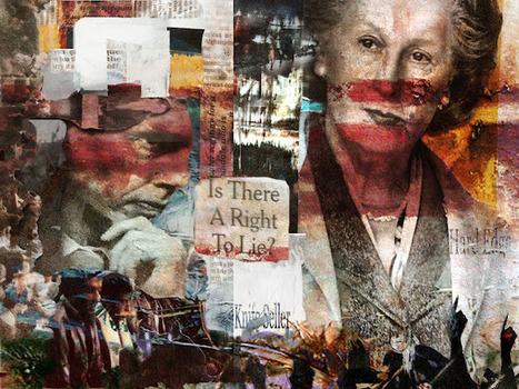 Between the By-Road and the Main Road: Collage Journal | Transmediation | Scoop.it