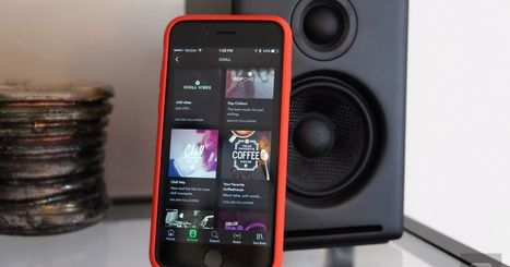 A simple tweak to Spotify's iOS app makes navigation a lot easier | iPhones and iThings | Scoop.it
