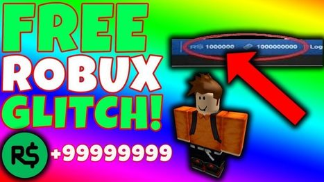 Free Robux Easy Glitch 2017 Scoop It Roblox Hack Unlimited Robux Tix Amount Cheats
