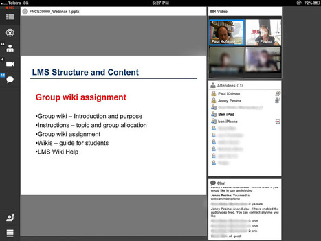 Emerging Technologies for Researchers » Running virtual tutorial sessions in Adobe Connect | Apps for Business English | Scoop.it
