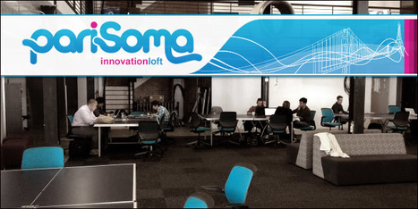 Take a Tour of San Francisco Coworking Space pariSoma | La Cantine Toulouse | Scoop.it