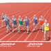 Very Cool - Olympic Infographic compares all Sprinting Medalist in history. | An Eye on New Media | Scoop.it