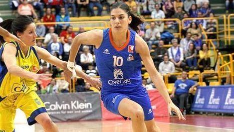 Marta Xargay se despide de Perfumerías Avenida con una emotiva carta   Basket-2   Scoop.it