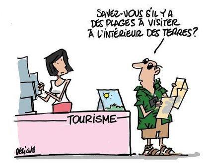 Le bêtisier des offices de tourisme de Fréjus et de Saint-Raphaël - Var-Matin | Le Pays des Impressionnistes: l'actu pour les pros ! | Scoop.it