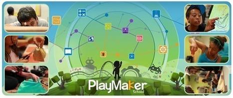 GameDesk » PlayMaker School | Elementary School Library | Scoop.it