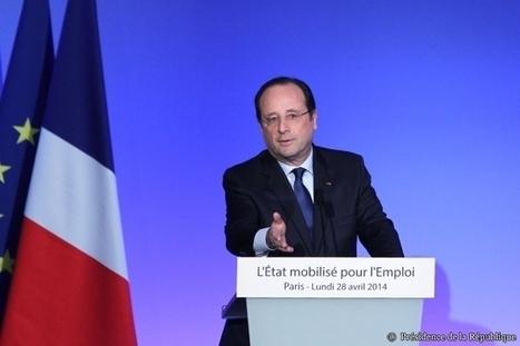 Apprentissage et contrat de génération : les armes de François Hollande pour relancer l'emploi   nganguemvictor1   Scoop.it