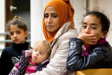 The Horrible Ordeal Of Migrant And Refugee Women Seeking A Safe Haven | Community Village Daily | Scoop.it