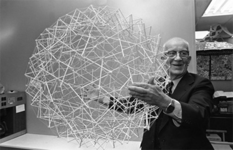 Start with Universe | The Buckminster Fuller Institute | comple-X-city | Scoop.it